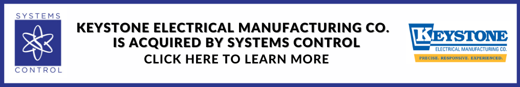 To be acquired by systems control - click here to learn more